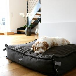 Louis (Dog Bed Cozy Mocca)