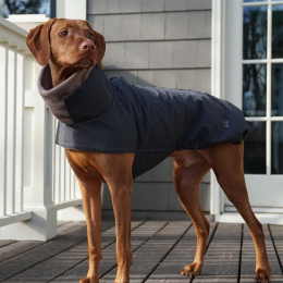 Milo (Hundemantel Brooklyn Graphit)
