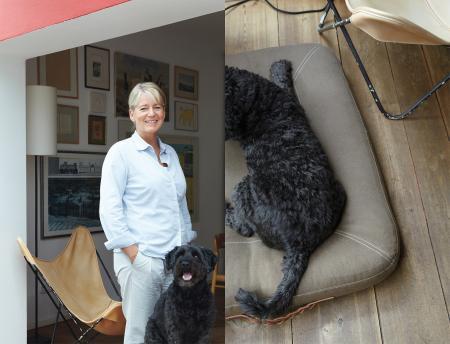 Kathinka & Kalle, Kalle with Dog Bed Dream