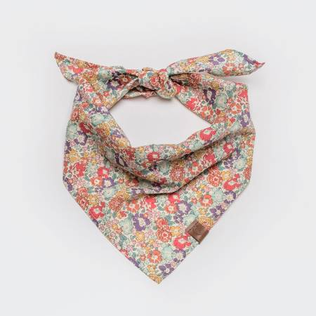 Cloud7 Bandana Hundetuch Hundehalstuch Flower Meadow