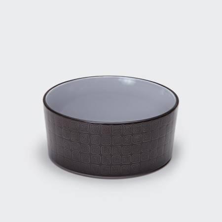 Hundenapf Fressnapf Ferran Mocca aus Keramik