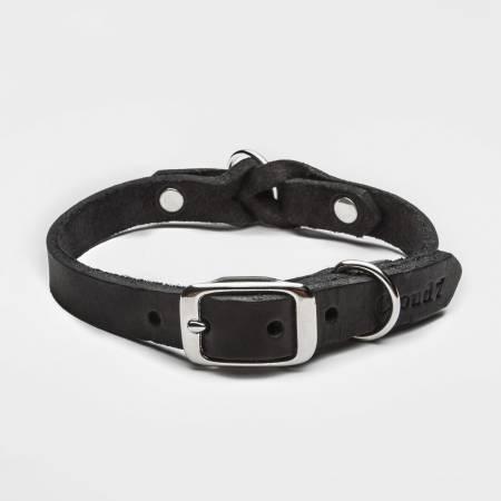 Hundehalsband Riverside Park Black