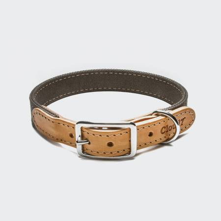 Hundehalsband Tivoli Greige