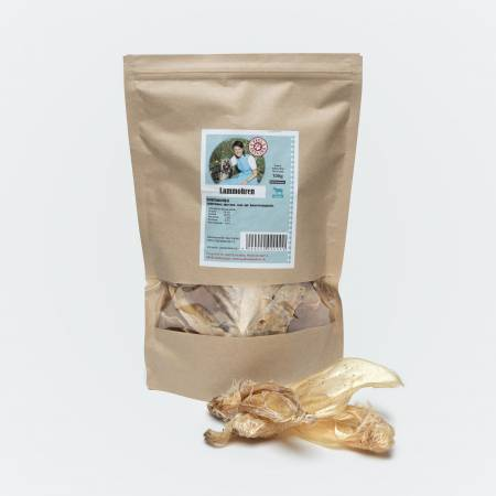 Lamb ears packaging