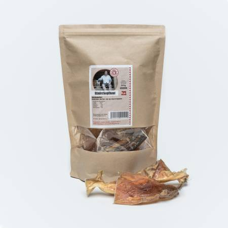 Cattle Scalp dog snack packaging