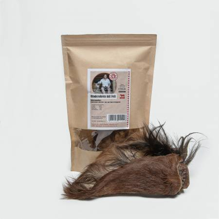 Cattle Ears with fur (2 Pcs.)