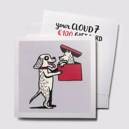 Cloud7 Gift Card 100 EUR