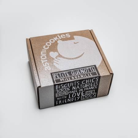 Hundekeks Box Honig - Vanille