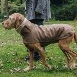 Hundemantel Brooklyn Flanell Hazel