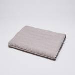 Hundekissen aus Teddy-Stoff mit seitlichem Griff
