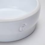 Dog Bowl Jamie with Cloud7 Logo