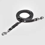 Cloud7 Hundeleine Riverside Park Black