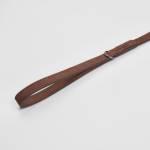 Cloud7 Hundeleine Stanley Park Noisette mit Handschlaufe
