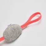 Cloud7 Hundespielzeug Filz Potatoes mit Quietscher Detail