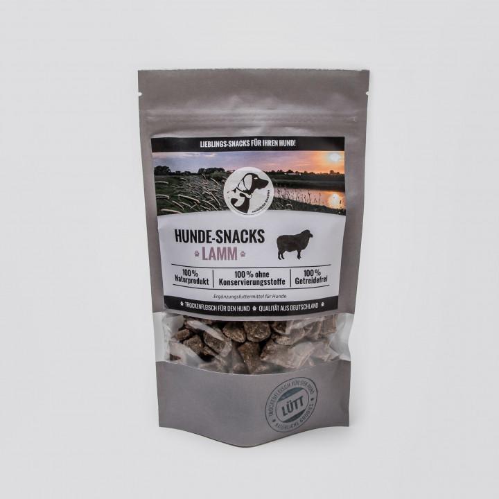 Dog Snacks Lütt - Dry Meat Lamb