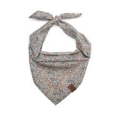 Cloud7 Bandana fabric scarf Mille Fleurs with flower pattern