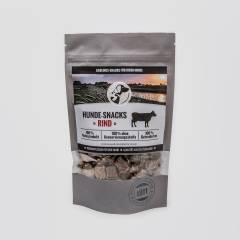 Hundesnack Lütt - Trockenfleisch Rind