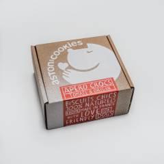 Hundekeks Box Tomate - Oregano