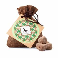 Pralinen für Hunde als Weihnachtsgeschenk