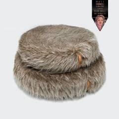 Preisgekröntes kuscheliges Hundebett in rund