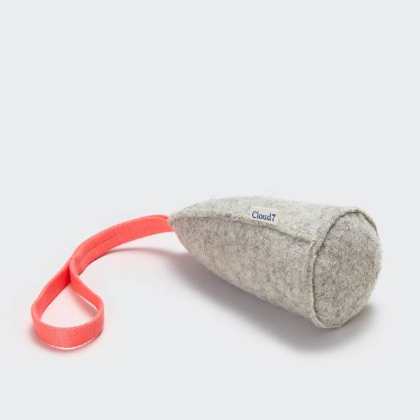 Cloud7 Dog Toy Felt Cone