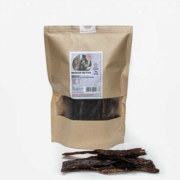 Dried Horse Meat 200g