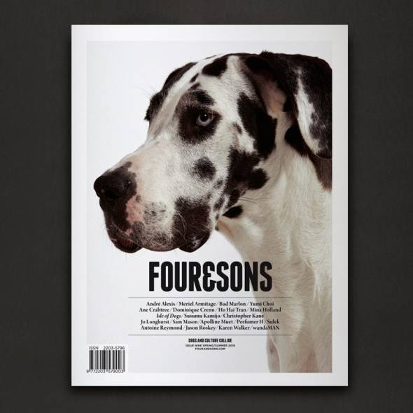 Four and Sons Magazin #9