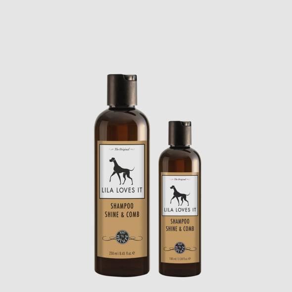 Shampoo Shine & Comb