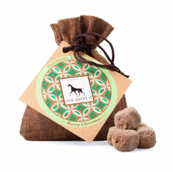 Dog treats Christmas edition