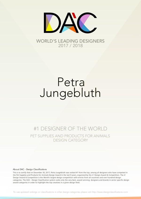 Cloud7 Award Petra Jungebluth