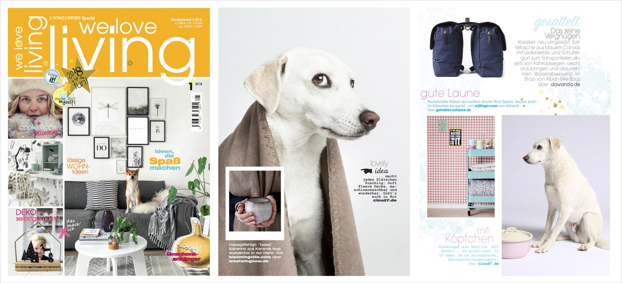 we love living Magazine